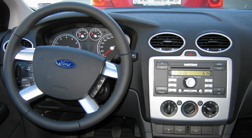 ad comenzi volan ford m140