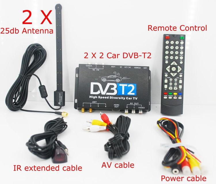 accesorii auto dvb-t2
