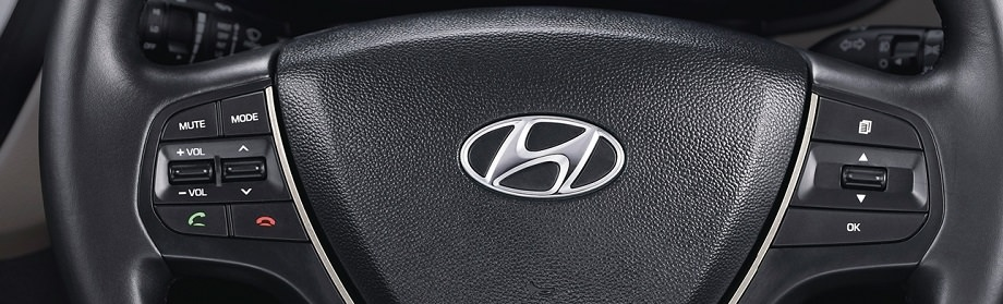 hyundai i20 2018- conezi volan
