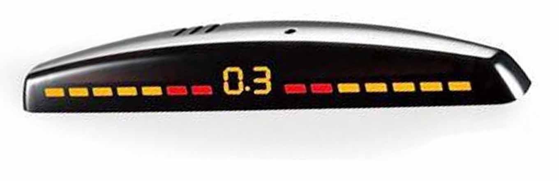 display led senzori spate steelmate