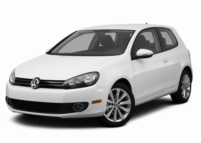 adaptiv vw golf 2012