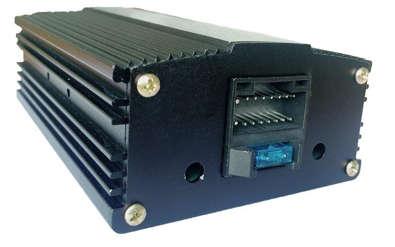 amplificator cu procesor de sunet pentru radio cd si navigatii aftermarket