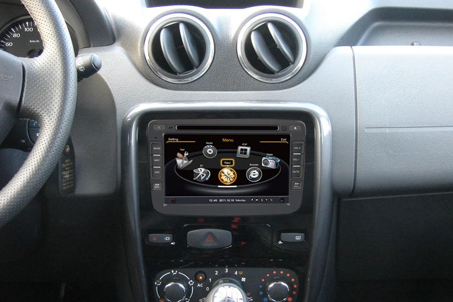 navigatie auto kia sportage instalata