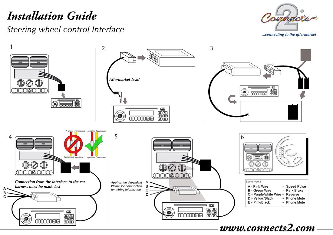 connects2 ctski003 2 adaptor comenzi volan kia cee u0026 39 d