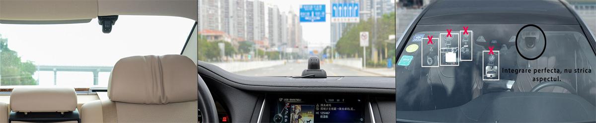 Camera inregistrare trafic dvr platforma g