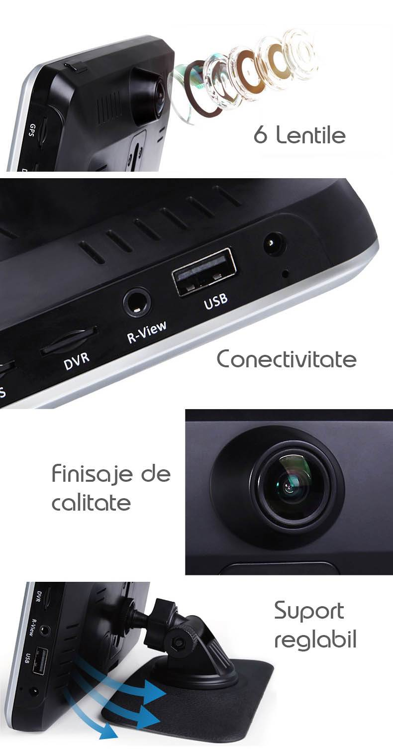 camera video inregistrare trafic dvr auto