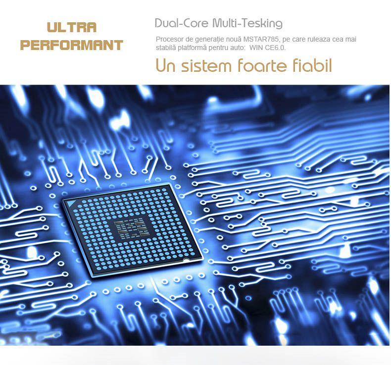 procesor performant pentru dvr auto