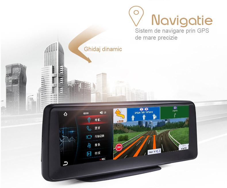 sistem de navigatie prin gps auto