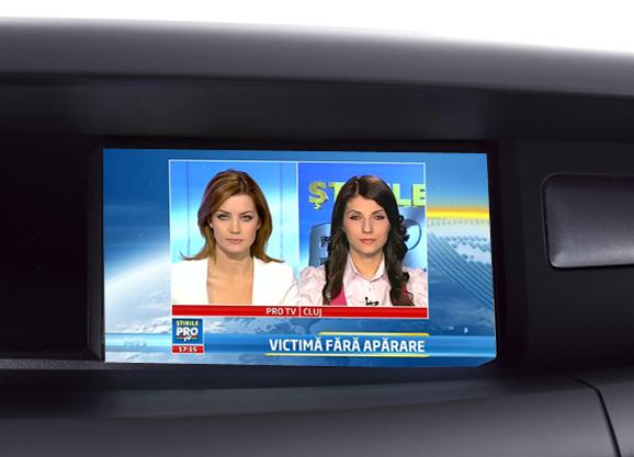 tuner tv auto digital hd pentru renault carminat