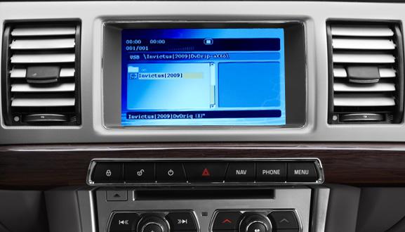 dvd player cu usb si sd pentru jaguar lexus opel si toyota