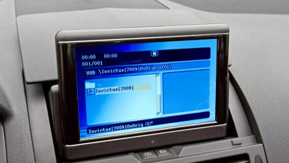 dvd player auto cu usb si sd pentru mercedes