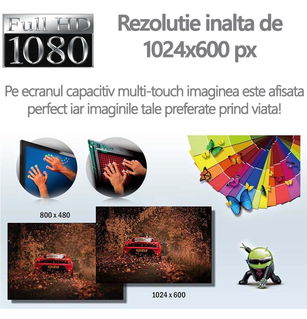 platforma tesla ford focus 2011 ecran de 10.4 inch
