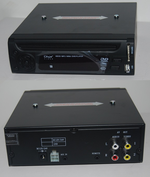 dvd player auto dynavin usb sd