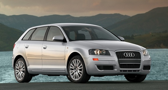 audi a3 2003 to 2012