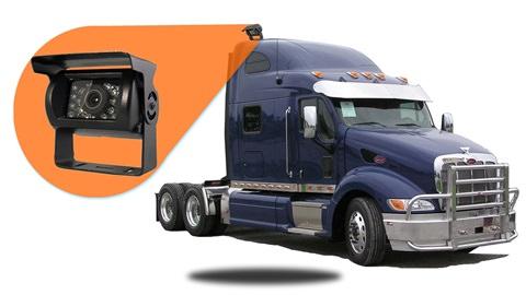 Camera video marsarier pentru dube camioane si utilaje