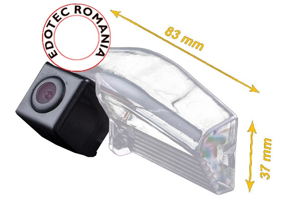 camera video auto pentru mersul cu spatele Mazda 2 3
