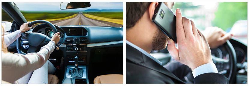 comenzi volan universale wireless