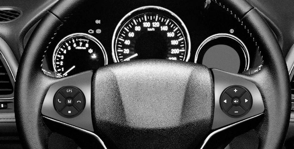 comenzi volan aftermarket universale wireless