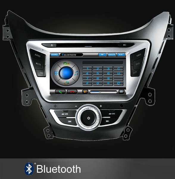 bluetooth carkit navigatie auto hyundai elantra
