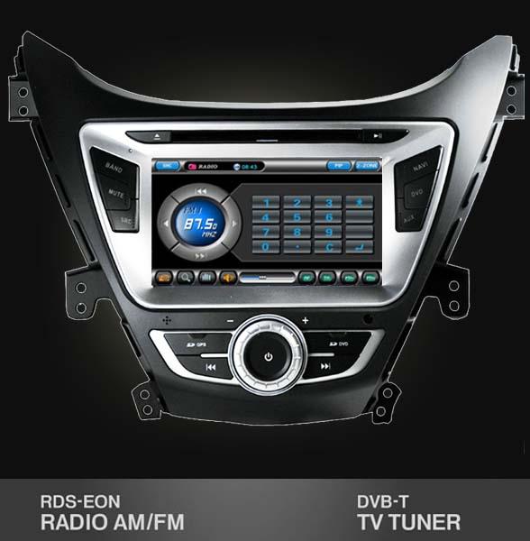 radio tuner pentru navigatie dedicata hyundai elantra