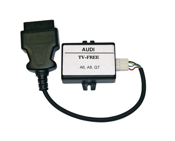 activator video in miscare audi a4 a5 a6 a8 q7 mmi 2g
