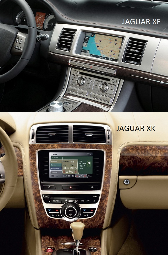 compatibilitate jaguar interfata audio video