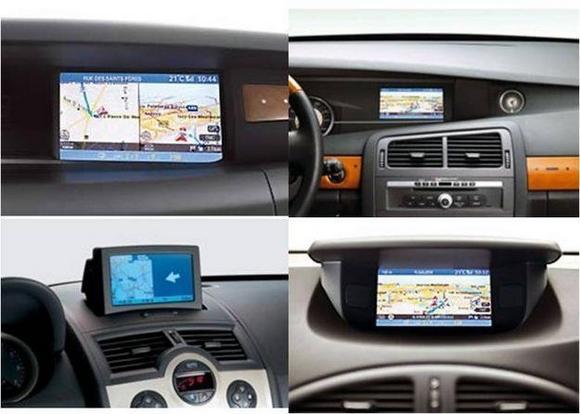 compatibilitate renault carminat interfata audio video