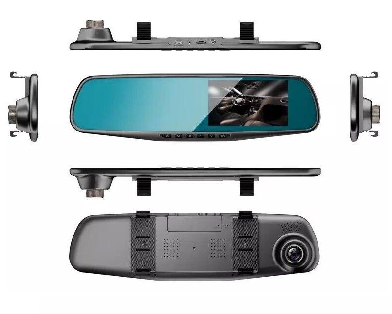 monitor oglinda/A20E/camera dvr auto full hd cu monitor in oglinda