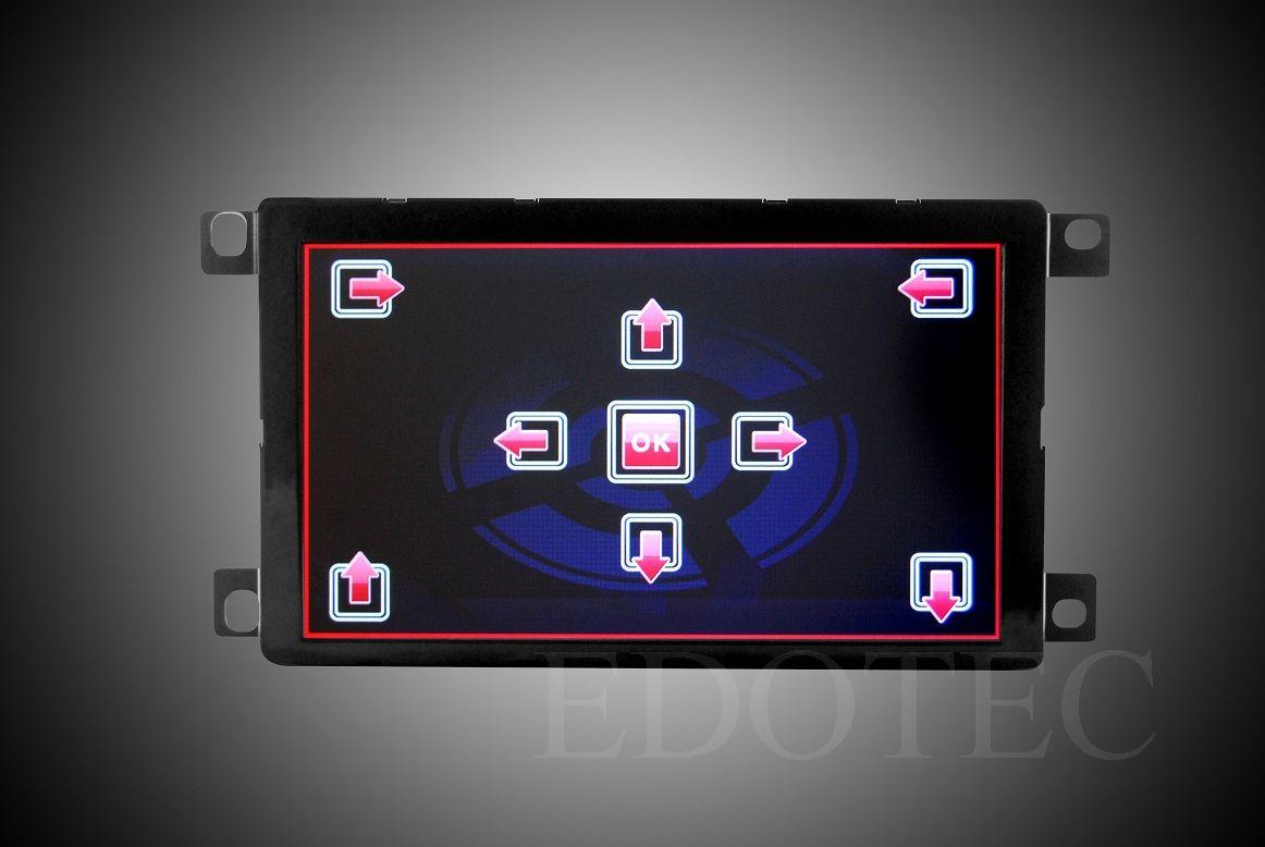 ecran de 7 pentru audi cu touchscreen