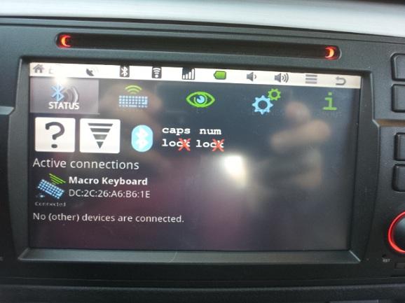 navigatie auto touchscreen e46 poza android 4