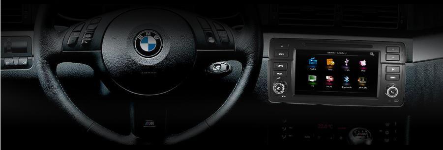 comunicare dvd auto cu bmw seria 3