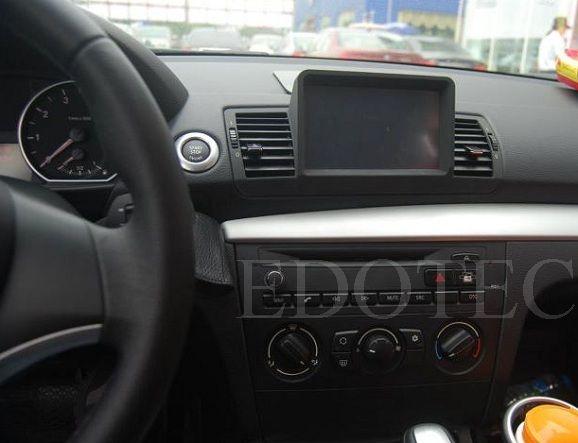 comunicare dvd auto cu bmw seria 1 e87
