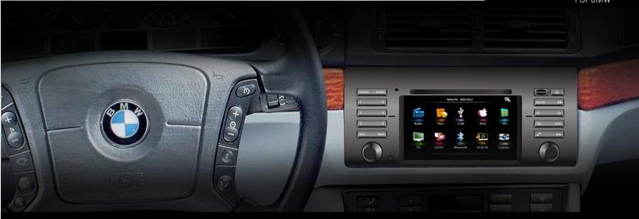 comunicare dvd auto cu bmw seria 3 e90