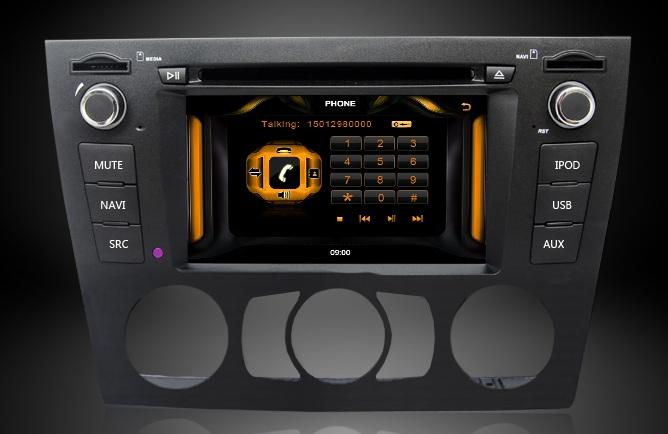 bluetooth navigatie dedicata bmw e90 clima manuala