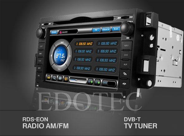 radio tuner dvd auto chevrolet epica