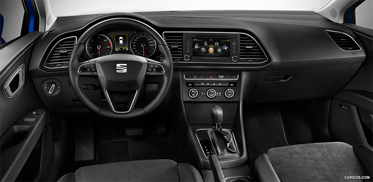 Seat leon gps auto instalat