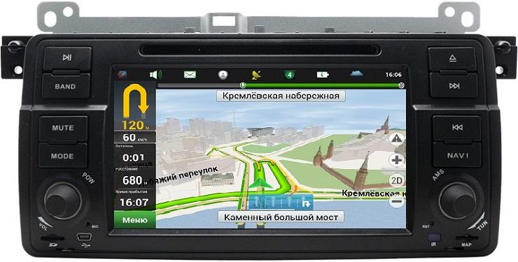 sistem de navigatie bmw seria 3 e46