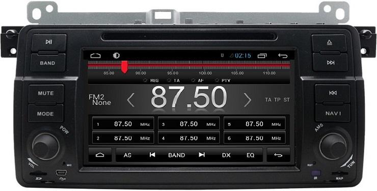 radio tuner pentru bmw seria 3 e46
