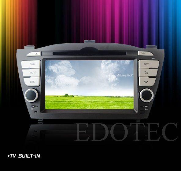bluetooth navigatie gps hyundai ix35