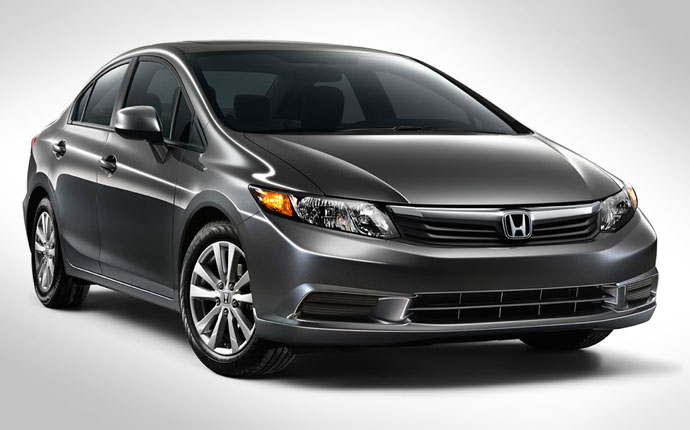 compatibilitate cu honda civic sedan 2012