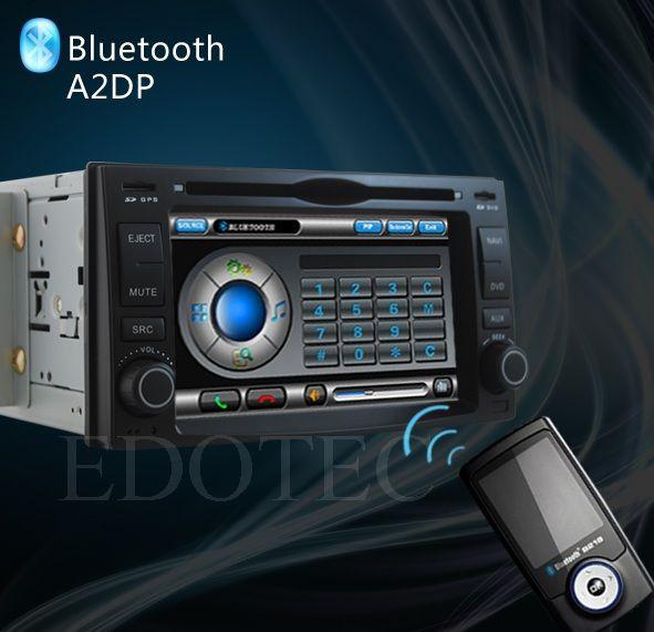 bluetooth navigatie gps kia carens
