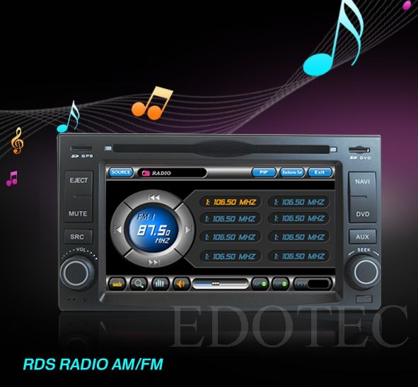 radio tuner dvd auto kia sportage