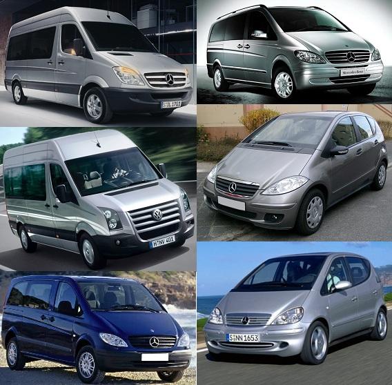 autoturism mercedes clasa a si b