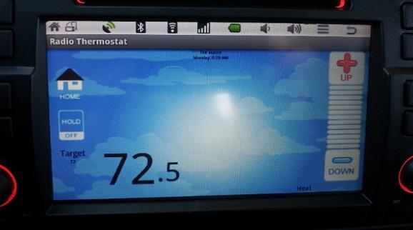 navigatie auto touchscreen mc2000 poza android 2