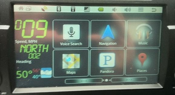 navigatie auto touchscreen mc2000 poza android 5