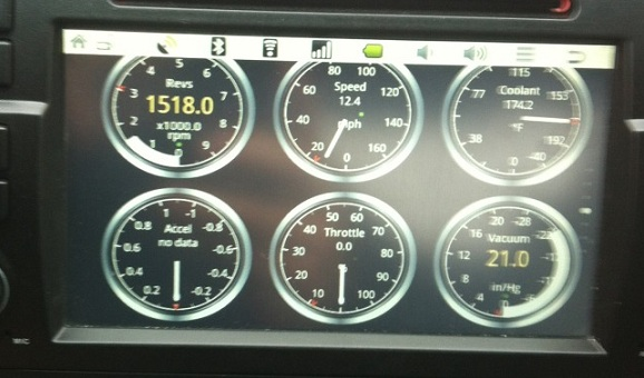 navigatie auto touchscreen mc2000 poza android 6