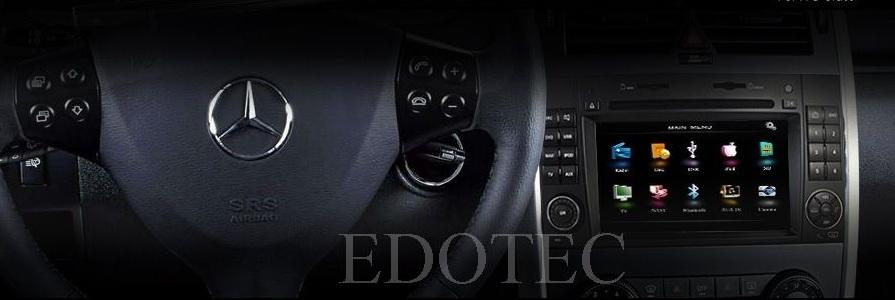 comunicare masina dvd auto mercedes clasa e w211