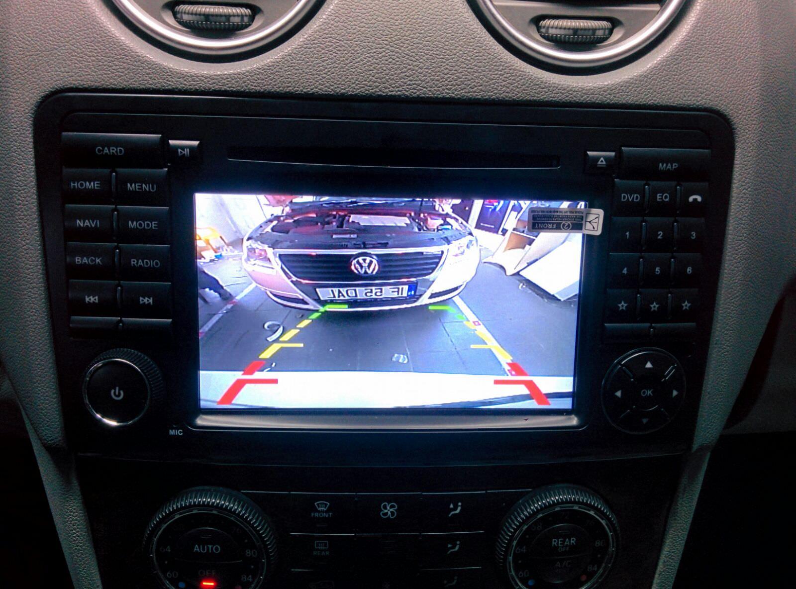 navigatie cu android octa core pentru mercedes ml mercedes gl