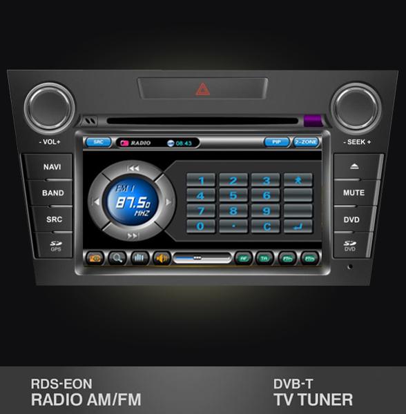 mazda cx-7 dvd auto navigatie radio tuner rds