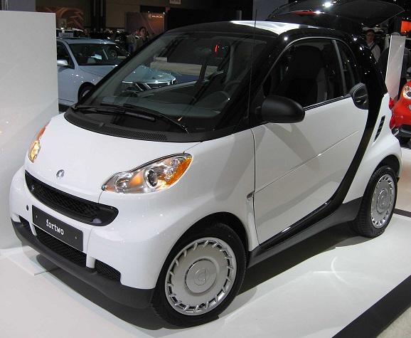 autoturism smart fortwo